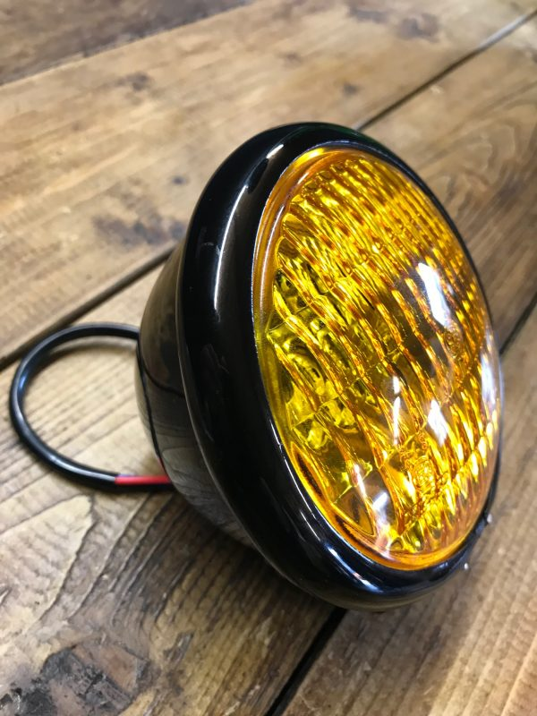 kuna customs headlight