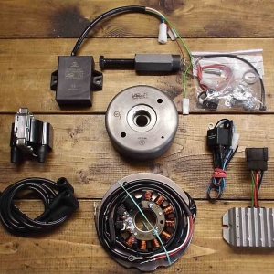 yamaha xs 650 replacement electrical system