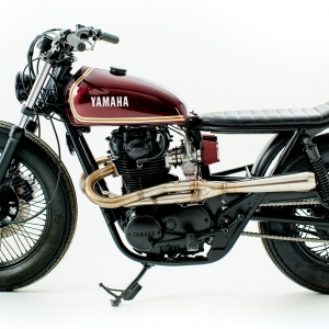 Yamaha XS1B 650 Fat Brat - Kuna Customs