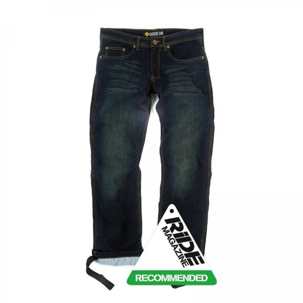 Resurgence Gear® Voyager PEKEV® Vintage Brown Men's Jeans