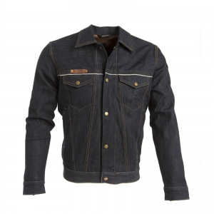 Resurgence Gear Selvedge Men's Denim Levi's Style Jacket