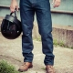 Resurgence Gear New Wave PEKEV Ultra Single Layer Protective Motorcycle Jeans