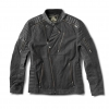 Roland Sands Design Casbah Black Waxed Cotton Jacket