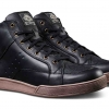 Roland Sands Design Fresno Black and Gum Riding boots