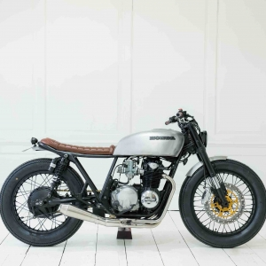 CB550K3 Kuna customs