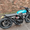 Kuna customs XS650 fat cast brat