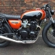 Kuna customs CB550K street tracker