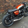 Kuna customs candy orange CB550K