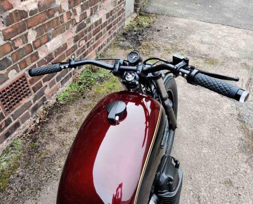 Honda CB750K kuna customs
