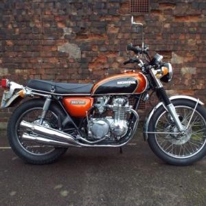 Honda CB550K0
