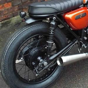 Honda CB550K rear shocks