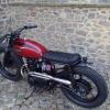 Yamaha TX650 bratstyle